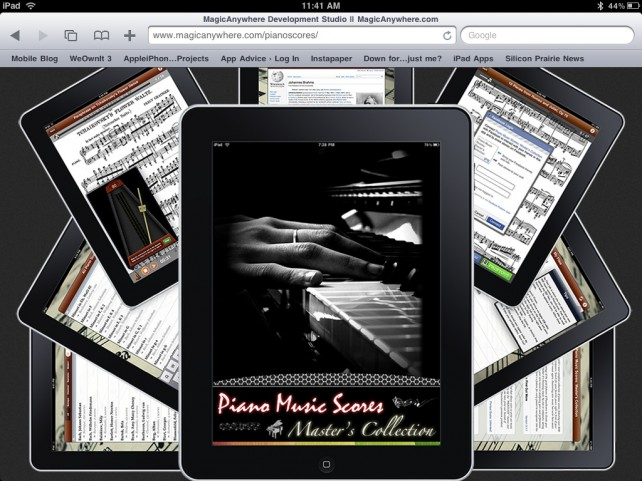 New iPad App Is Perfect For Piano Enthusiasts