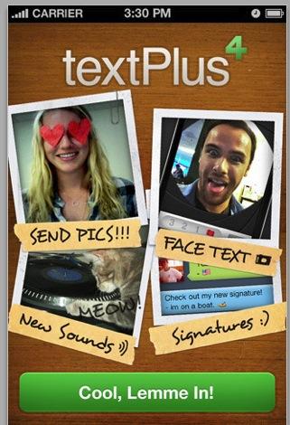 TextPlus 4 Pics Edition Arrives