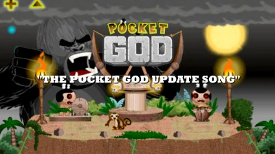 Can't Wait For The Next Pocket God Update? Let The Pocket God Update Song Tide You Over