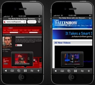 Skyfire Flash-Enabled iOS Browser Now Awaiting Approval: Video Preview & Details