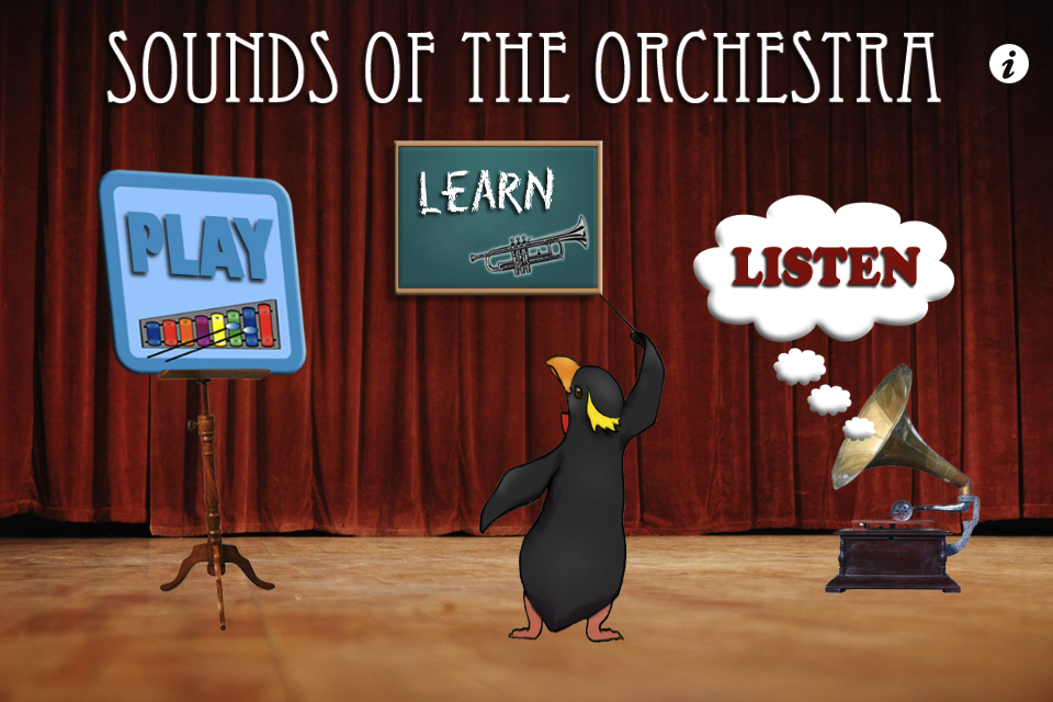 Smappsoft's New Sounds Of The Orchestra Makes Learning About Instruments Fun