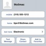 iOS 4.2: Assign Each Contact A Unique Message Tone
