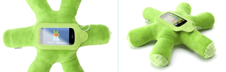 Woogie - Turn Your iPhone Into A Huggable Toy!