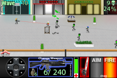 Review: Stickbo Zombies - Because Stickmen Can Be Heroes Too!