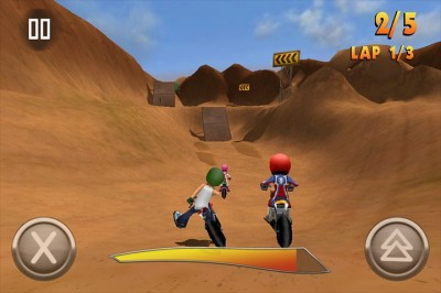 Sneak Peek: FMX Riders - Freestyle Arcade Motocross Finally Coming To The App Store