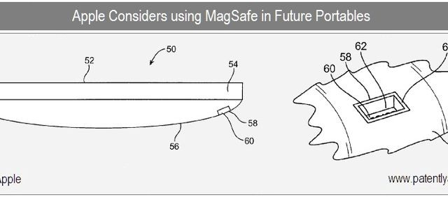 Patent Watch: MagSafe Coming To The iPad?