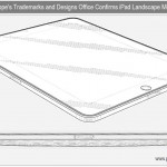 Side Docking iPad Patent Makes Another Appearance In Europe