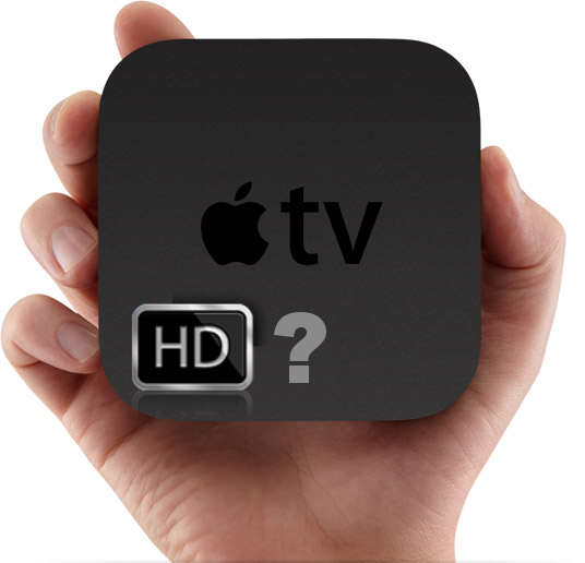 New Apple TV Can Stream 1080p, But Displays 720p
