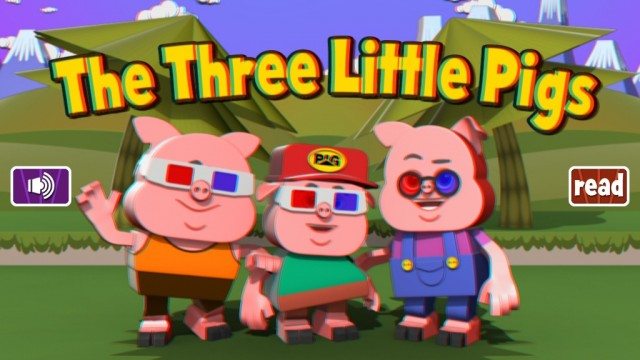 Review: Three Little Pigs 3D - See Those Hairs On Their Chinny Chin Chins Stick Out