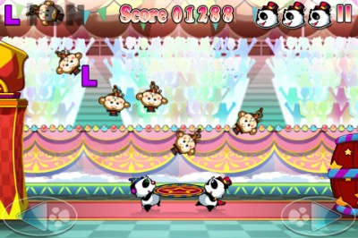 Rapid Review: Panda Circus - Bouncing Animals