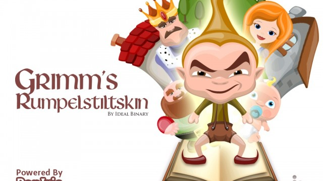 Review: Grimm's Rumpelstiltskin - 3D Interactive Pop-Up Book