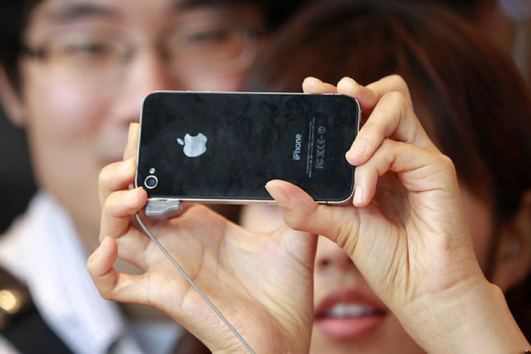 WSJ: The Verizon iPhone Is Coming & New iPhone Form Factor