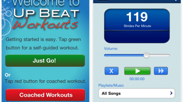 Upbeat - Run In Time With Your Favorite Tracks