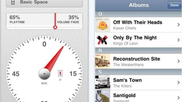 ZonkOut Sleep Timer: Easily Fall Asleep To Music