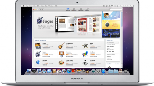 Omni Group Plans To Publish Applications In Mac App Store