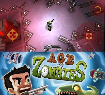 Revolt And Age Of Zombies Have Been Submitted