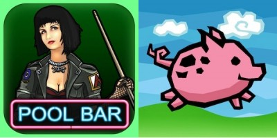 Pool Bar & Pig Rush Get Updated, So Do Our Reviews