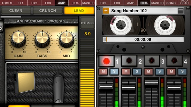 AmpliTube 2 For iPhone Makes Your Pocket-Sized Guitar Rig Even More Powerful