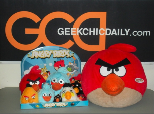 Angry Birds Plush Toys Coming Soon Get Your Own Today