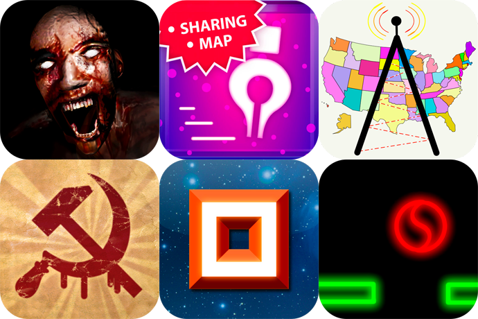 iPhone And iPad Apps Gone Free: N.Y. Zombies, Secret Diary, RadioMap, And More