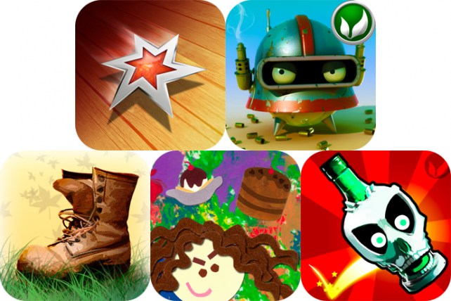 iPhone Apps Gone Free: iSlash, Super Blast, BootPrint, And More