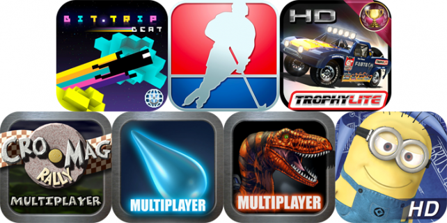 More Popular iPhone And iPad Games On Sale For $.99 This Weekend