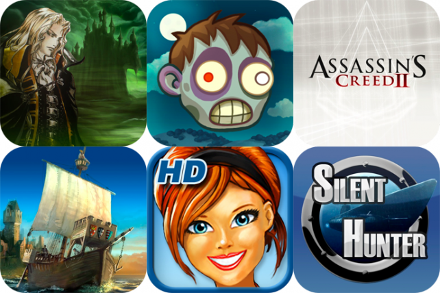 Popular iPhone And iPad Games On Sale For A Limited Time