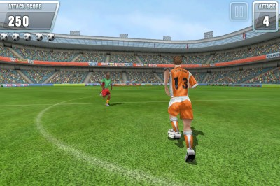 Dodge Defenders And Guard Your Shins In Distinctive's Bonecruncher Soccer