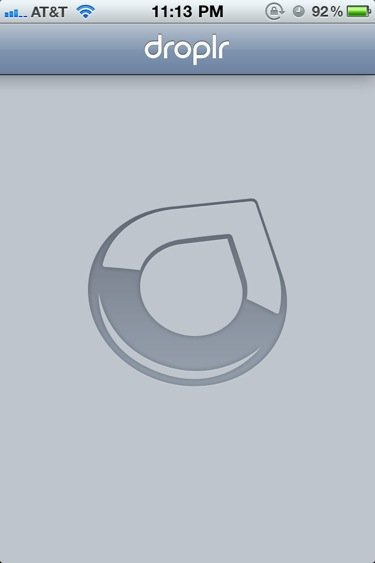 QuickAdvice: Droplr - Beautiful File And Link Sharing