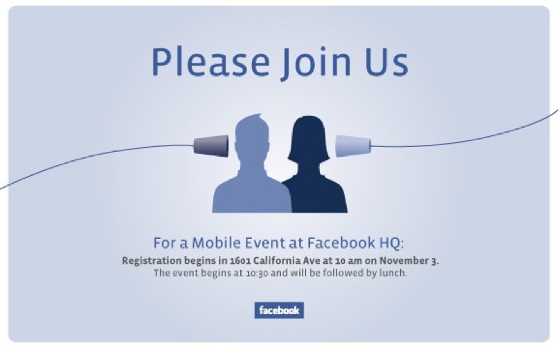 Rumor: Facebook To Launch An Official iPad App Next Wednesday
