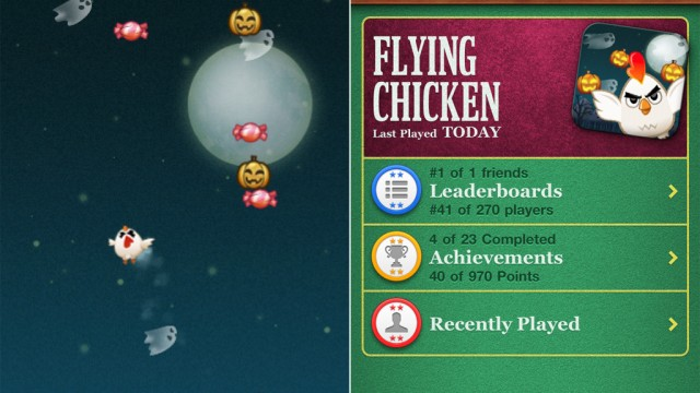 The Flying Chickens Flock To Game Center, Plus Get In On The Halloween Scariness