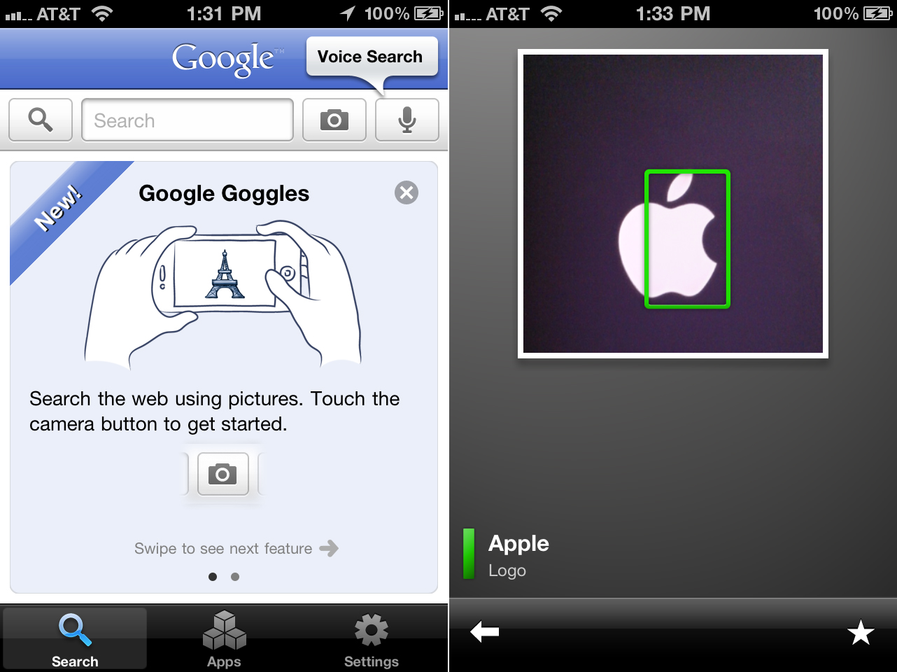 Google Finally Allows iPhone Users To Put On Their Goggles