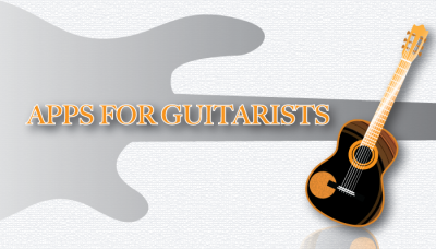 New AppList: Apps For Guitarists