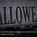 Halloween Arrives Early At App Store