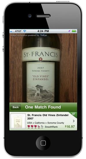 Snooth Wine Pro App Is Amazing