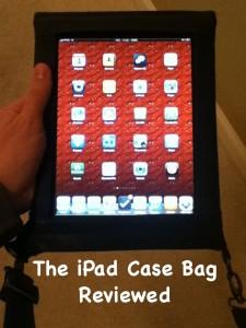 "GadgetFreeway's iPad ""Case Bag"" Review"