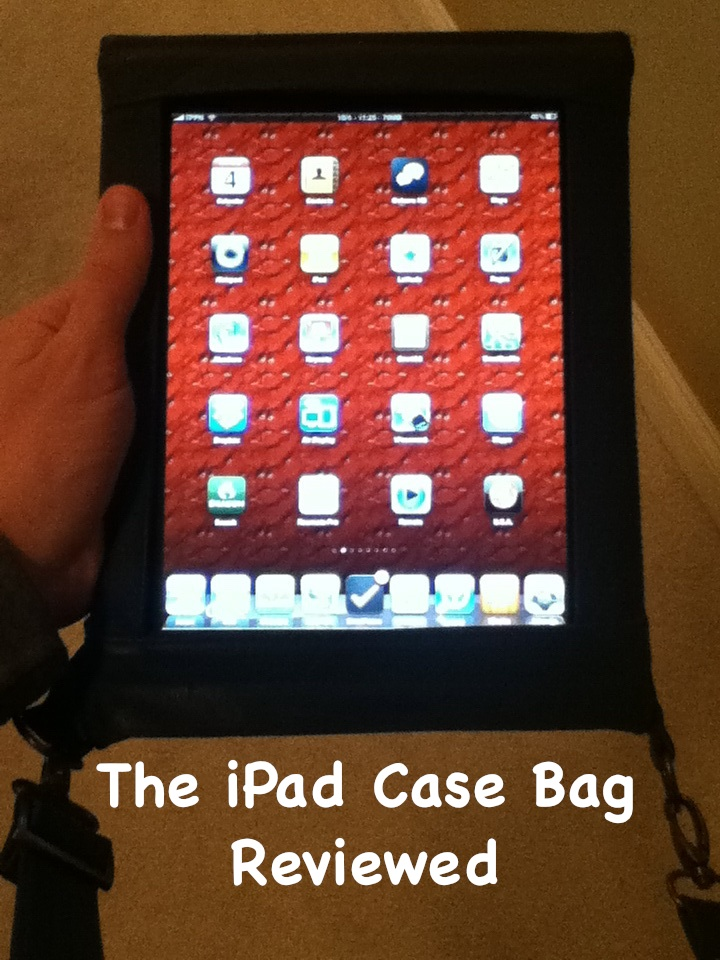 "GadgetFreeway's iPad ""Case Bag"" Review"