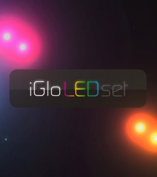LED Lights You Can Control With An iPhone Through A Wi-Fi Connection