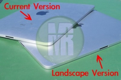iPad Enclosure With Dual Connector Gets Leaked - iPad 2 Or Prototype?