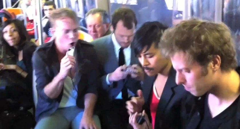 Video: NYC Band Replaces Stolen Instruments With iPhones