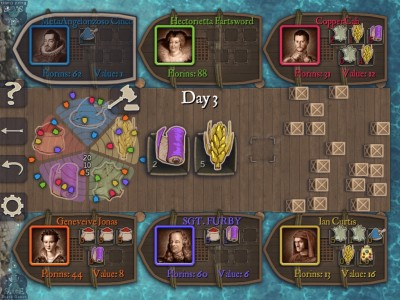 Review: Medici HD By Reiner Knizia - Get The Goods, Get The Gold!
