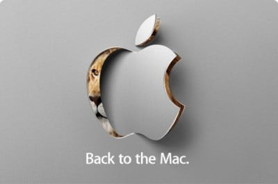 """Apple To Hold """"Back To The Mac"""" Special Event On October 20th"""