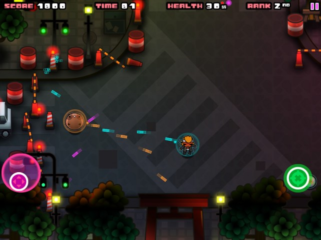Meow Meow Happy Fight HD Now Available; iPhone Version Updated With Game Center And More