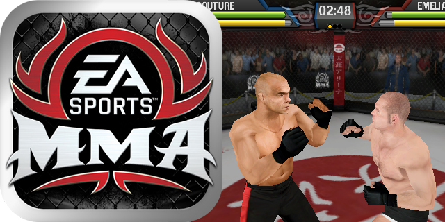 MMA By EA Sports: Become The Mixed Martial Arts Champion You've Always Dreamed To Be