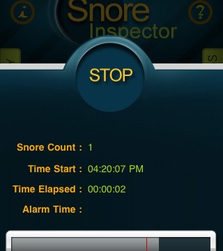 Do You Snore? There's An App For That!