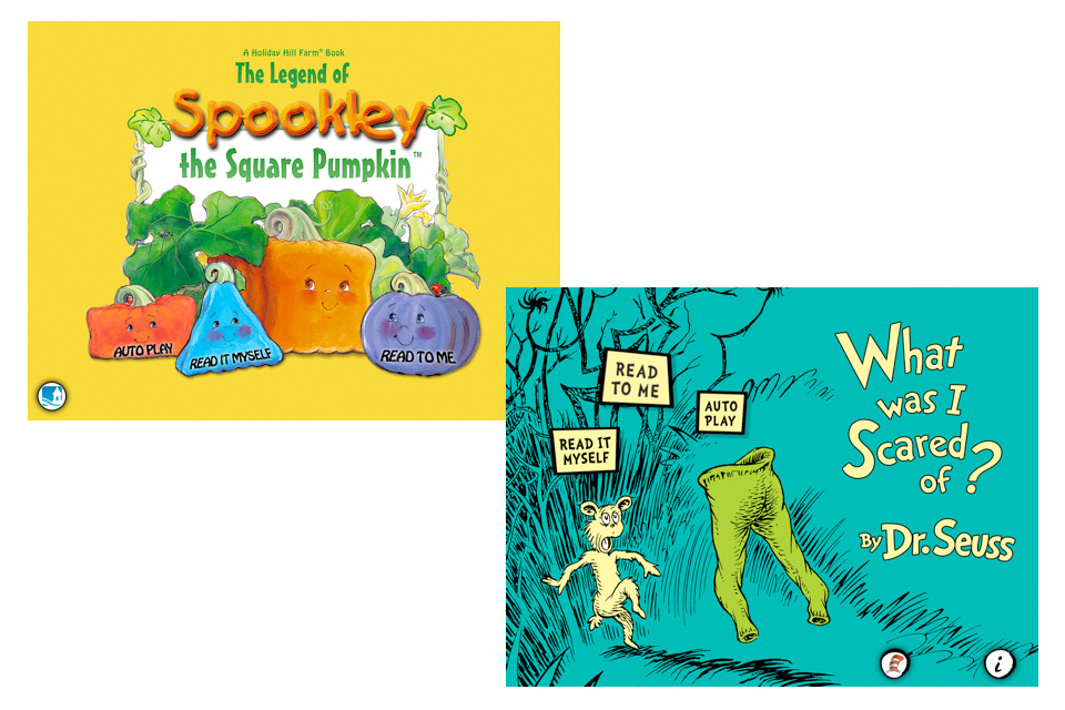 Enjoy Some Halloween Tales With These Latest eBooks From Oceanhouse Media