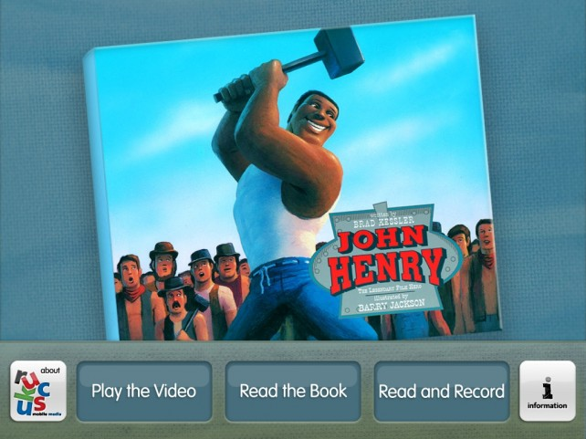 John Henry Hammers His Way Into App Store