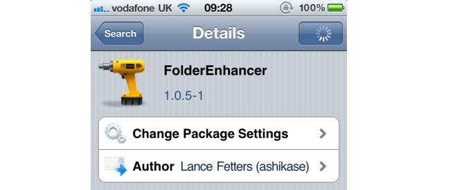 Jailbreak Only: Folder Enhancer - A Clever Tweak Worth Checking Out!