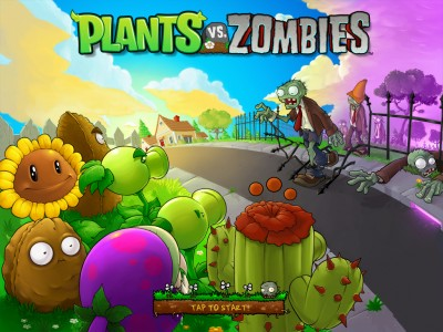 Plants Vs. Zombies For iPhone And iPad On Sale For Halloween