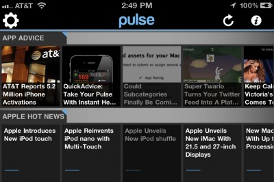 Pulse News Mini Updated To Make Your Frequent Headline Checking A Bit More Convenient